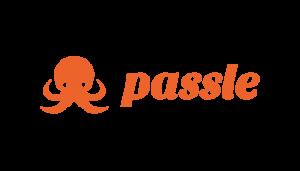 Passle logo standard orange