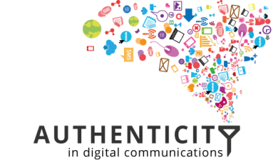 Authenticity in Digital Communications - Passle event