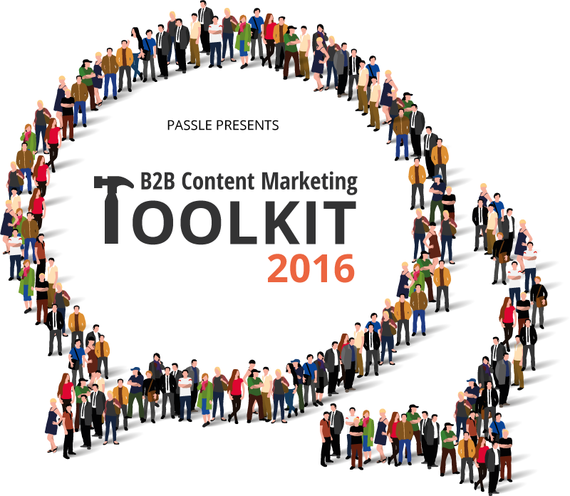B2B Content Marketing Toolkit 2016 logo