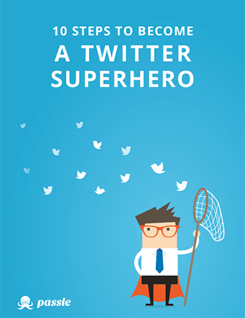Twitter best practice guide by Passle