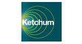 Ketchum logo, Passle client