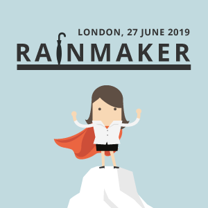 Rainmaker 2019, The Expert-to-Expert Sales & Marketing Conference by Passle