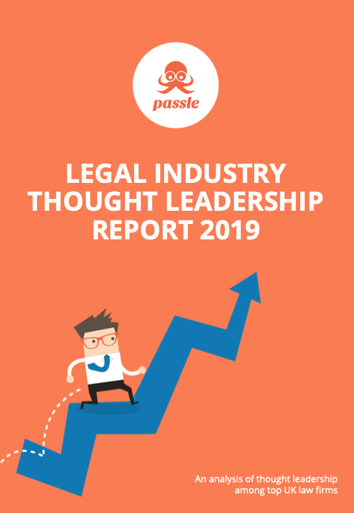 Passle Legal Industry Thought Leadership Report 2019